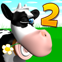 Marguerite the cow icon