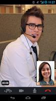 Screenshot of Voiance Interpreter