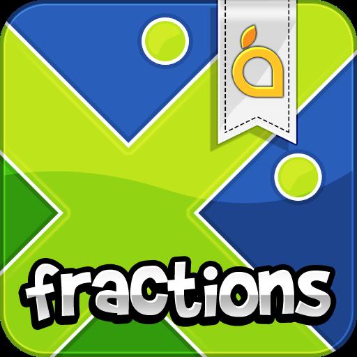 教育必備App Math: Fractions Mul & Div LOGO-綠色工廠好玩App