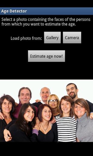 Age Estimator