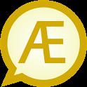 Danish MessagEase Wordlist icon