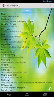 Thơ Xuân Quỳnh - screenshot thumbnail