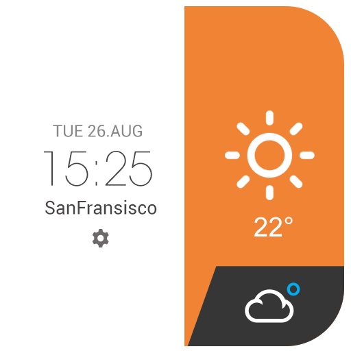 Amber daily weather report 天氣 App LOGO-硬是要APP
