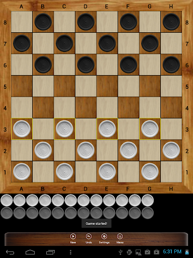 Russian checkers - Shashki  screenshots 9