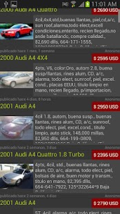 Buy and sell your next car screenshot