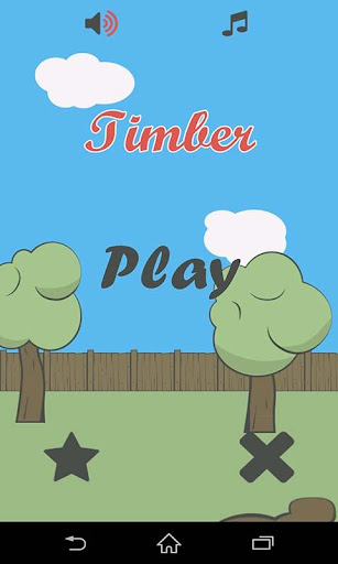 Timber: Chop the Tree