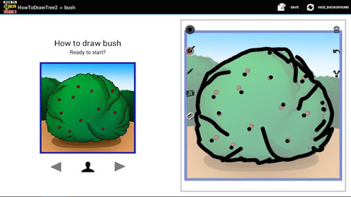 HowToDraw Tree2