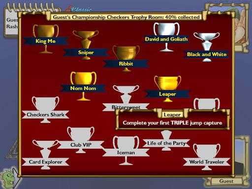 Championship Checkers Free HD