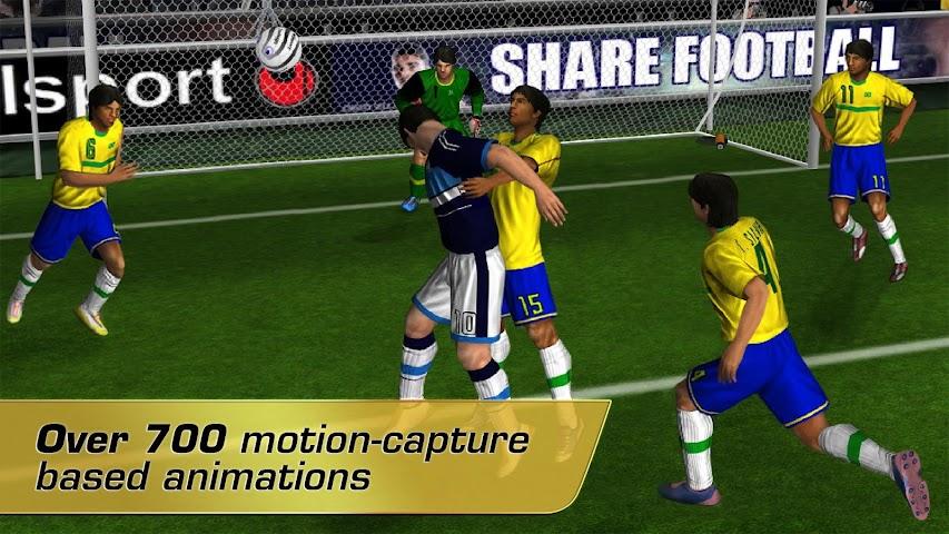 Screenshot 2 Real Football 2012