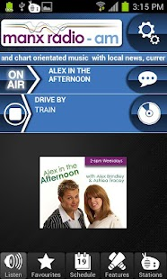 Manx Radio- screenshot thumbnail