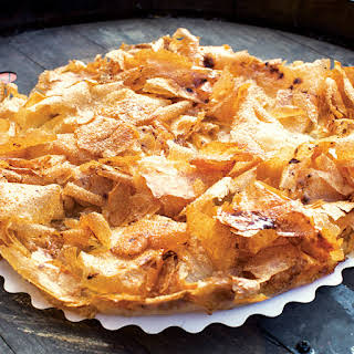 Apple Croustade (Flaky Apple Tart).