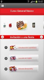 Escucha y Aprende Inglés- screenshot thumbnail