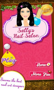 Nail Salon Makeover Game- Beauty Fashion Spa With ...
