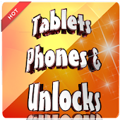 Tablets Phones & Unlocks