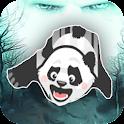 Doodle Fu Panda logo