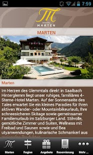 Hotel Marten - screenshot thumbnail