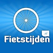 Fietstijden.nl - GPS fiets-app