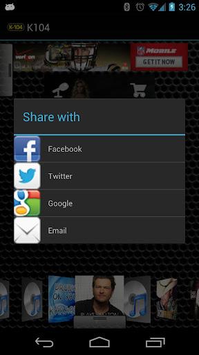 【免費音樂App】K104-APP點子