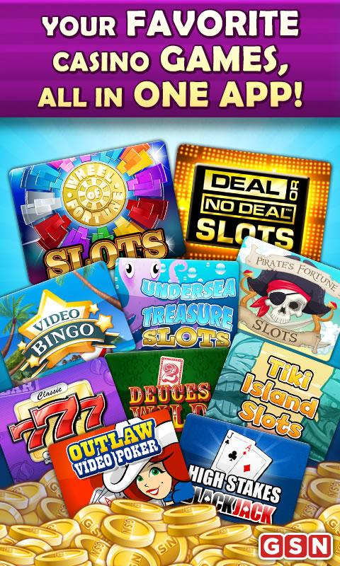 casino slot machine jackpots