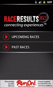 RaceResults 360 - screenshot thumbnail