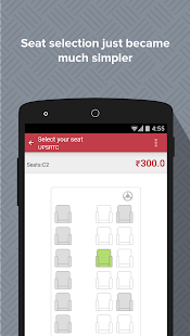 redBus - Bus, APSRTC Tickets- screenshot thumbnail