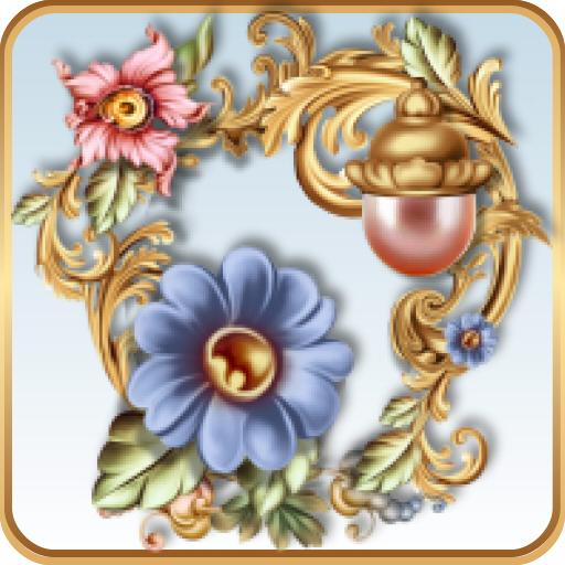 ADW Theme Royal Glamour 個人化 App LOGO-APP開箱王