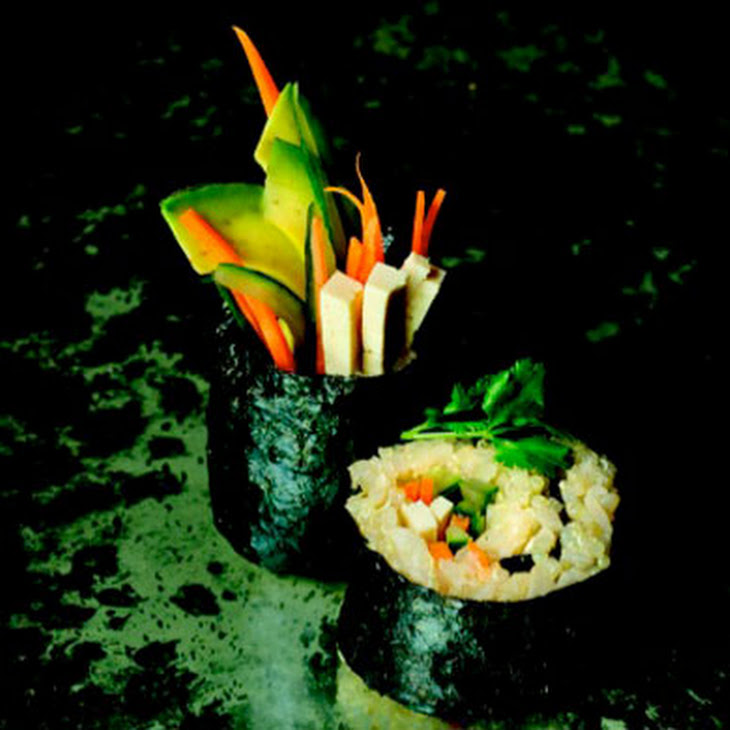 Quinoa Brown Rice Sushi