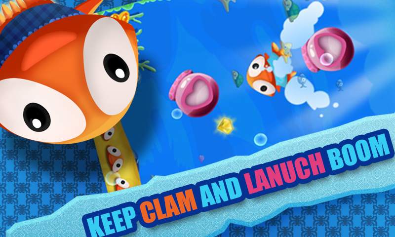 Octopus Boom Dash - screenshot