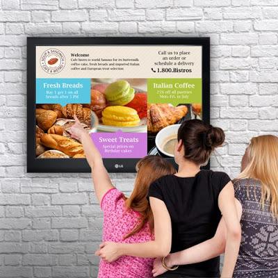 NoviSign Digital Signage - screenshot