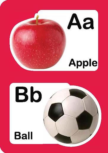 Preschool Board Book Alphabet