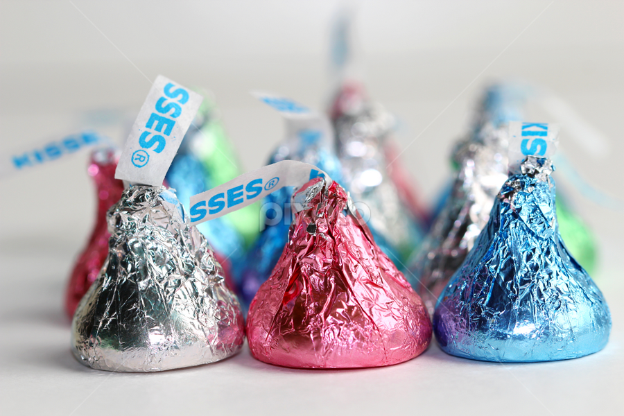 by Dipali S - Food & Drink Candy & Dessert ( chocolates, sweet, candy, kisses, dessert,  )