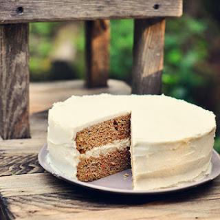 Paleo Carrot Cake.