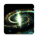 Mysterious Galaxy Particle icon