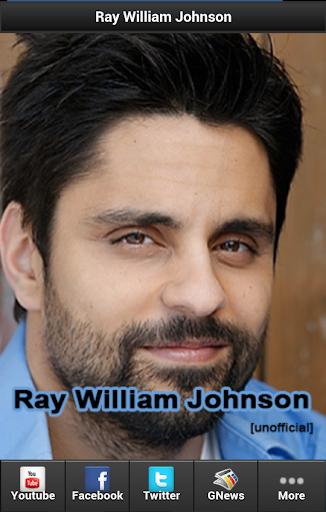 Ray William Johnson - fan
