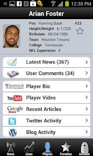 Fantasy Football - screenshot thumbnail