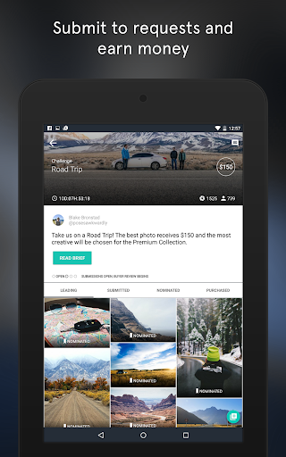 Snapwire - Sell Your Photos  screenshots 16