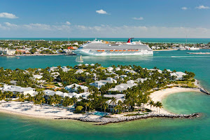 Explore beautiful Key West, Florida, on your next Carnival Magic cruise.
