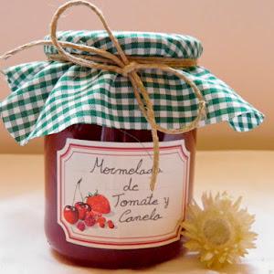 Tomato Cinnamon Marmalade