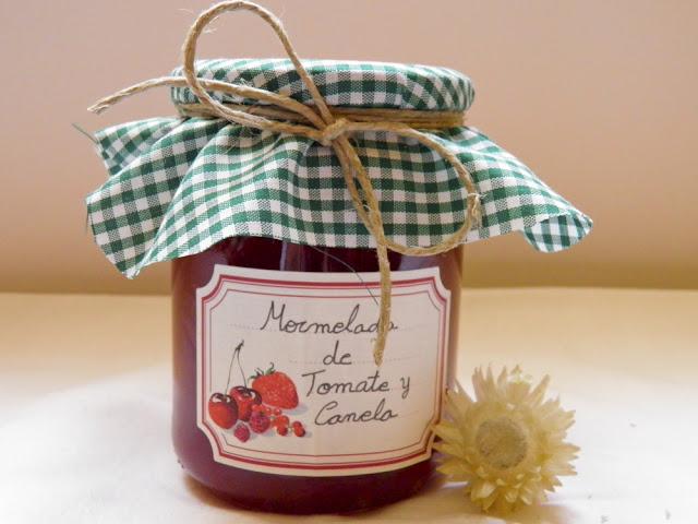 Tomato Cinnamon Marmalade Recipe