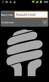 TeslaLED Flashlight Screenshot 2
