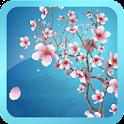 Abstract Sakura Live Wallpaper icon