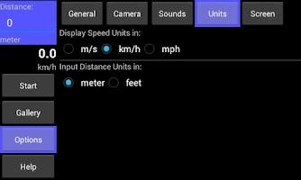 Screenshot of Speed Radar Cam Pro