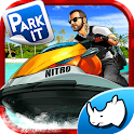 Jet Ski 3D Boat Parking Race icon