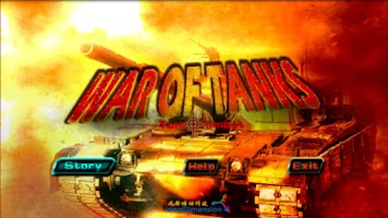 Screenshot of War of Tanks