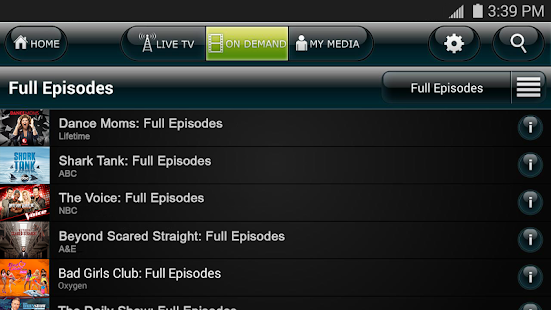 US Cellular Mobile TV- screenshot thumbnail
