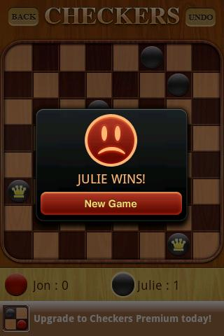 Checkers Free  screenshots 7