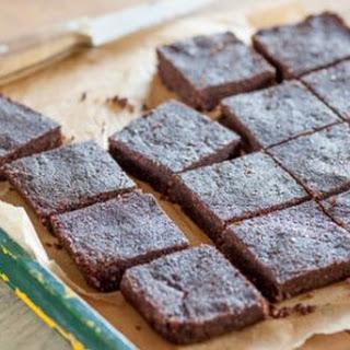Raw Walnut Brownies Recipe