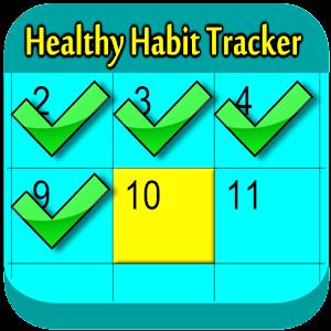 Healthy Habit Tracker  1.1.1.0