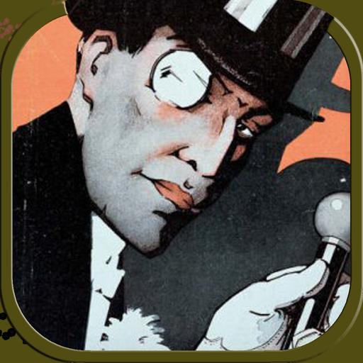 もしもルパンの奇巌城がデジタルノベルになったら 娛樂 App LOGO-硬是要APP