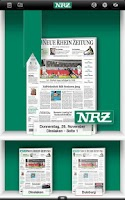 Screenshot of NRZ